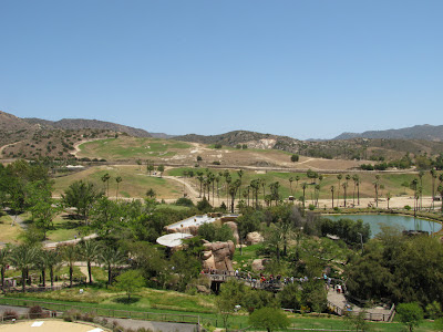View of Wild Animal Park