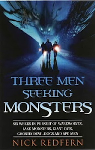 Three Men Seeking Monsters, Unused Artwork, 2004: