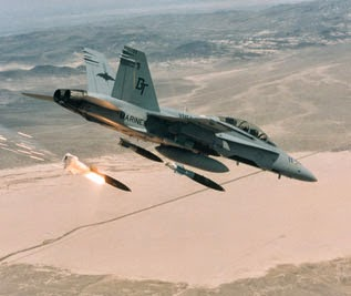 Serangan Jet Tempur Amerika Ke Markas ISIS