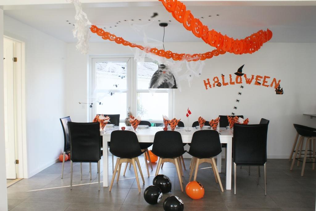 halloween fødselsdagsfest