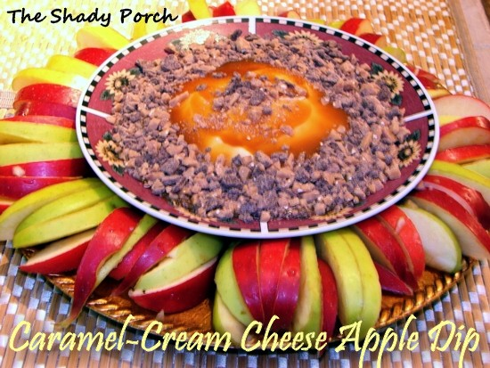Apple Dip by The Shady Porch #appetizer #snack #dessert #fruitdip