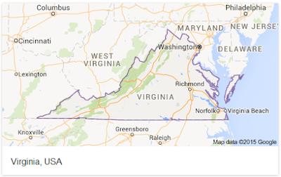 Virginia Postal Code Listing - 703 area code