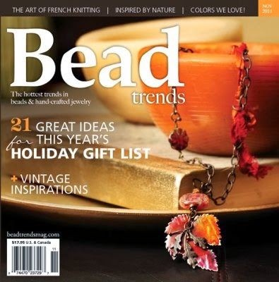 Bead Trends November 2011 Issue