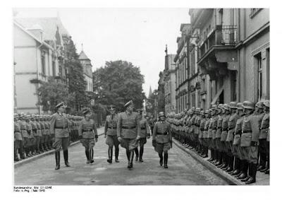 Adolf Hitler en Saarbrücken