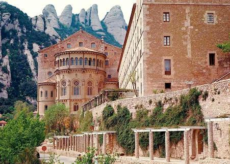 Montserrat Monasterio-monserrat