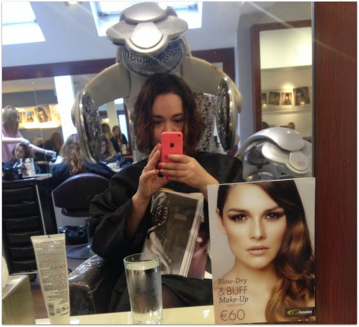 Hessions Hairdressing Drumcondra Review