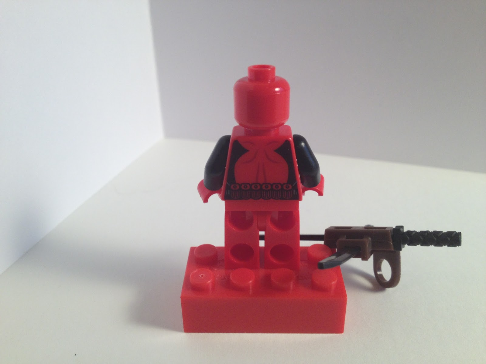 LEGO HYDRA SOLDIER Marvel DC UNIVERSE SUPER HEROES MINIFIGURE 76017 new