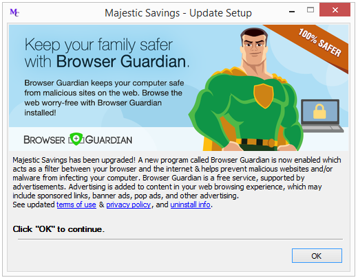 Browser Guardian