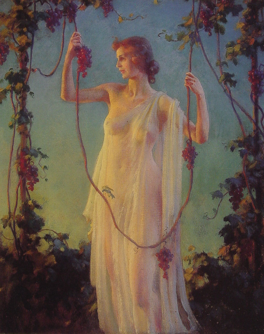 charles courtney curran sunshine
