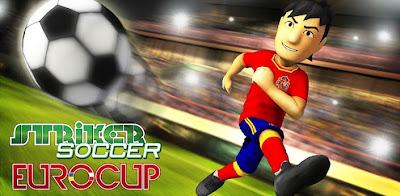 Striker Soccer Eurocup 2012 v1.4 Apk