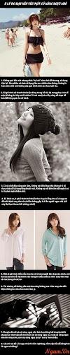 8 lý do nên yêu 1 cô nàng ngực nhỏ :3