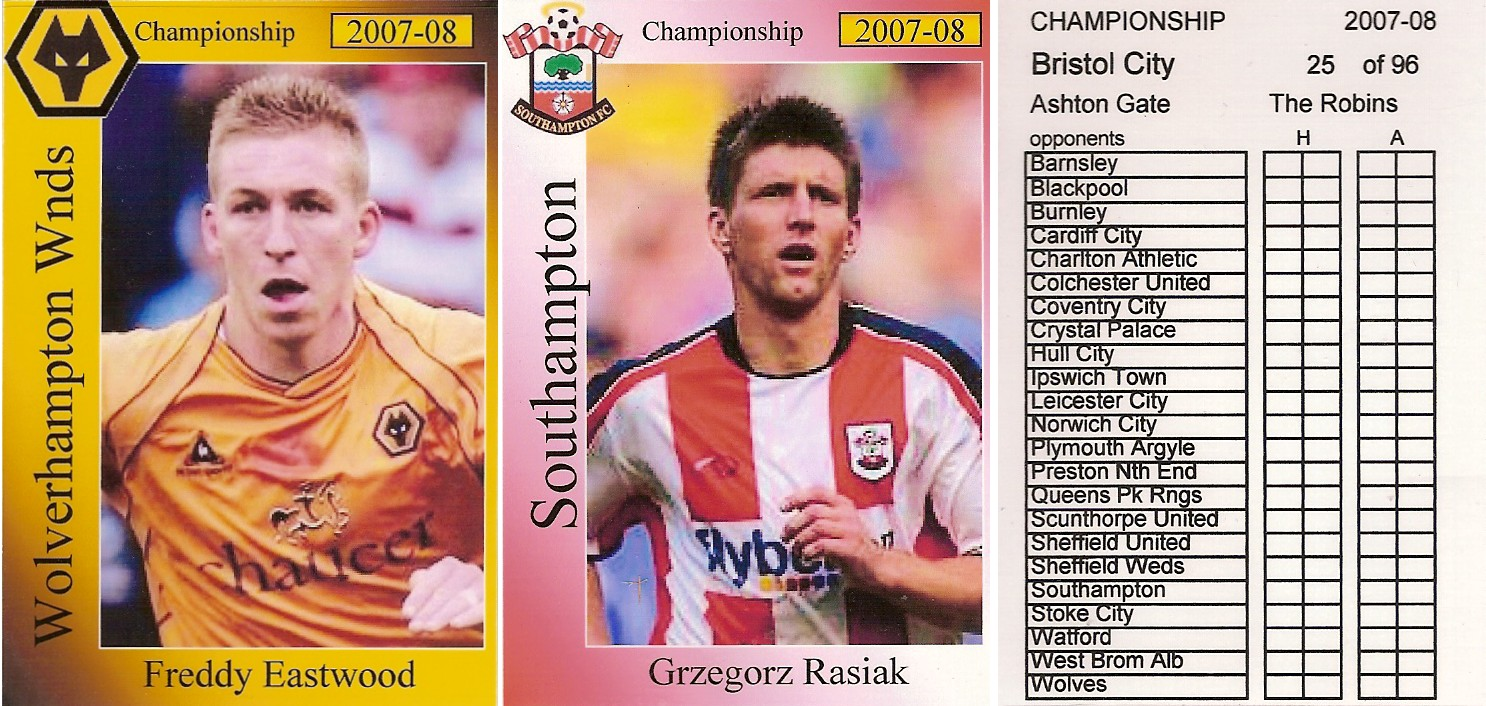 Football cartophilic info exchange nikolaitradingcards for Football results table