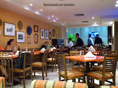 Restaurante Alfredíssimo: Ambiente