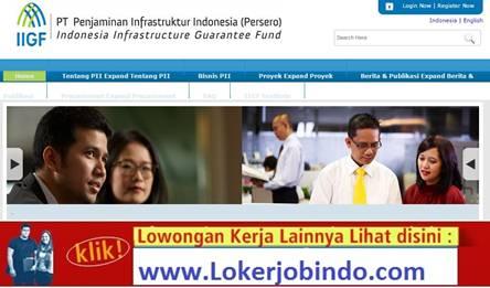 Lowongan Kerja Secretary for Board of Commissionaires PT Penjaminan Infrastruktur Indonesia (Persero) Jakarta Raya