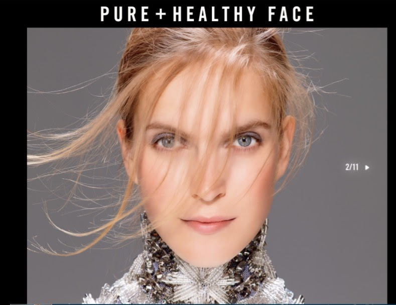 Pure + Healthy Face