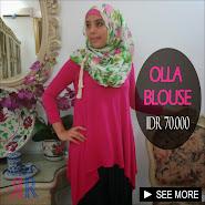 OLLA BLOUSE