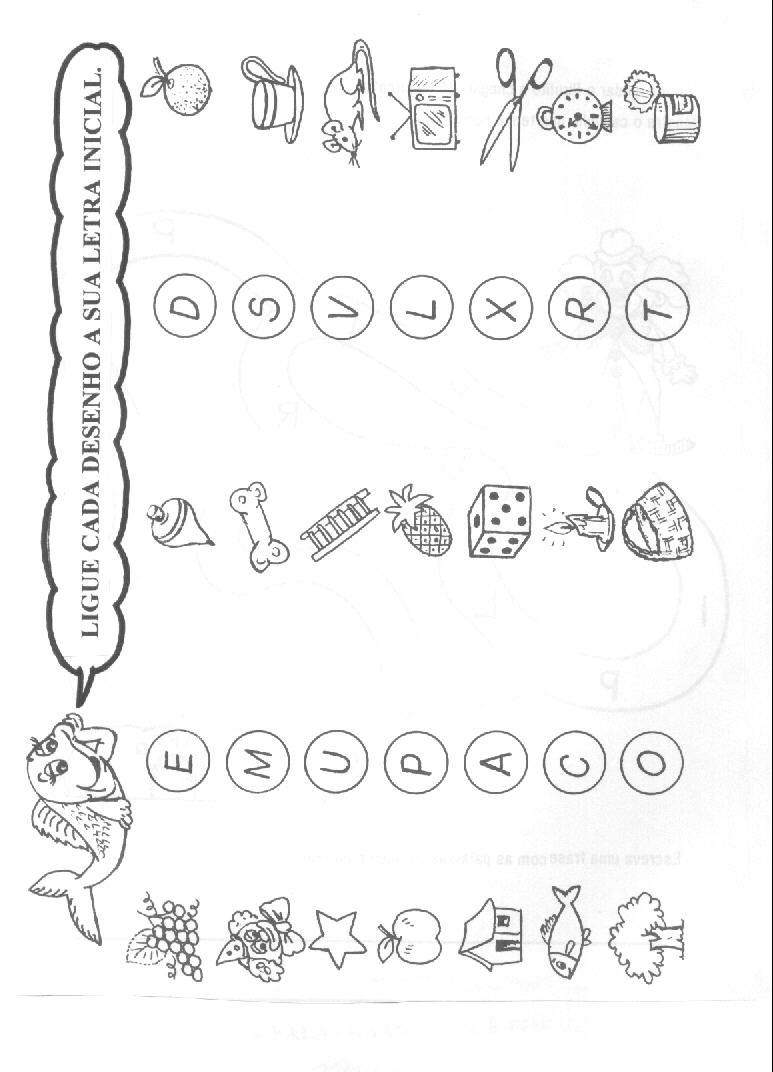 Fabuloso ALFABETIZAÇÃO CEFAPRO - PONTES E LACERDA/MT : Atividades com  KU07