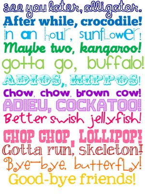 Children Learning English Affectively Great Ways To Say