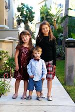 Zach & Katie (and Mia, Hayden & Drezden)