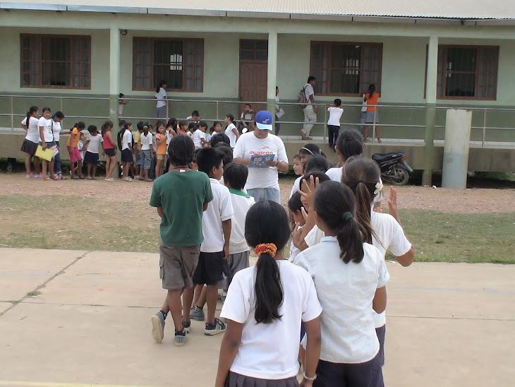 Escola de Vila Marin ,Estratégia de Deus