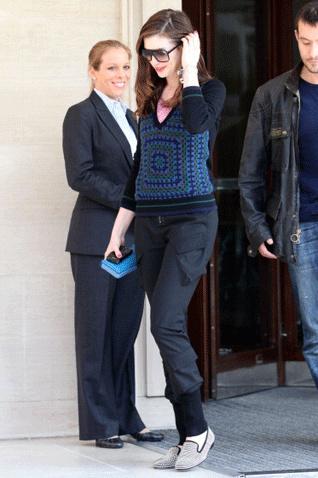 Anne Hathaway en elblogdepatricia.com
