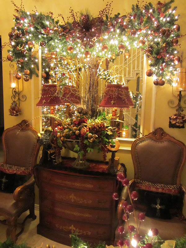 Passionately perfect f t h b holiday decor by for H h christmas decorations