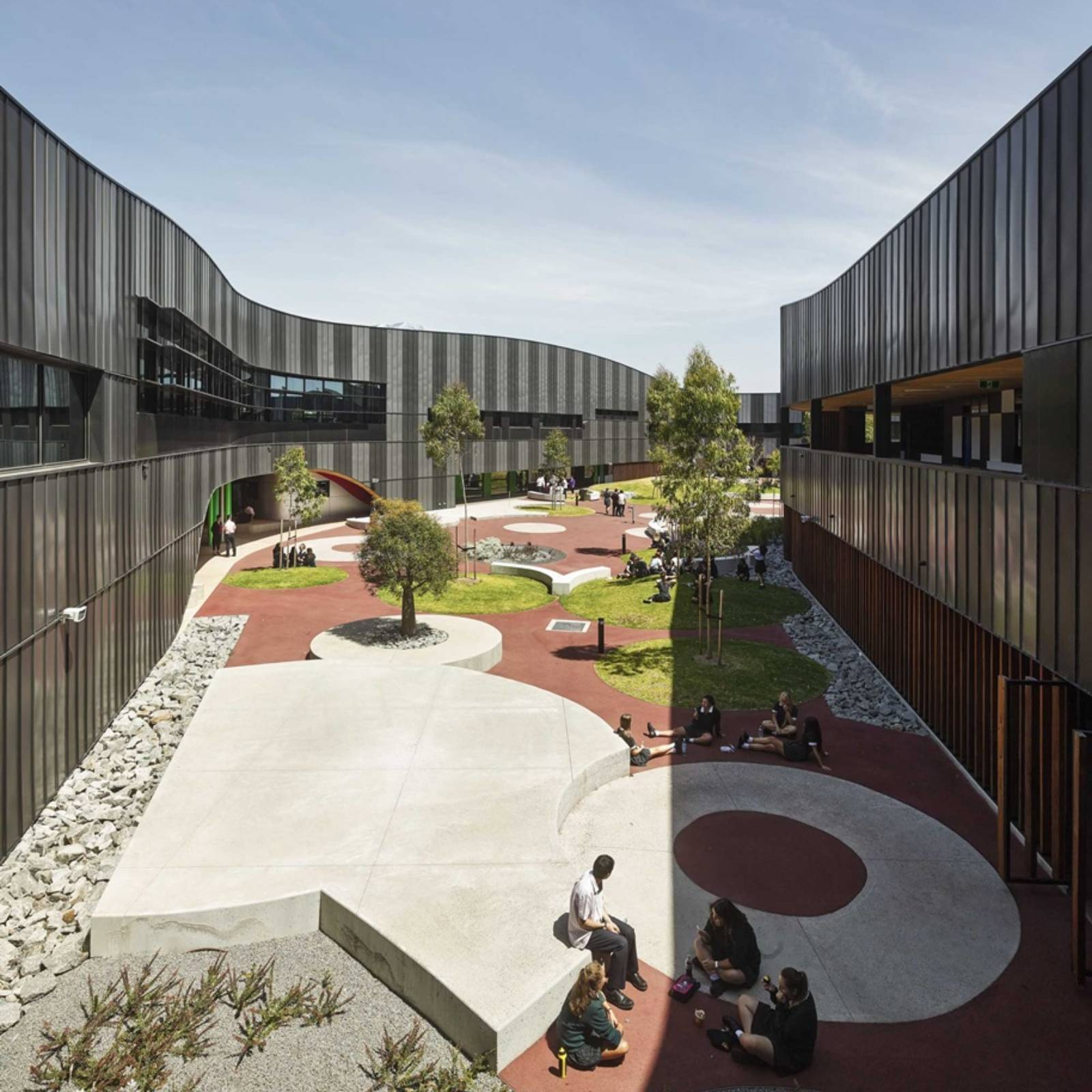 PEGS INFINITY CENTRE BY MCBRIDE CHARLES RYAN ARCHITECTS