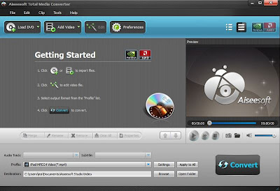 Aiseesoft Total Media Converter v6.2.66