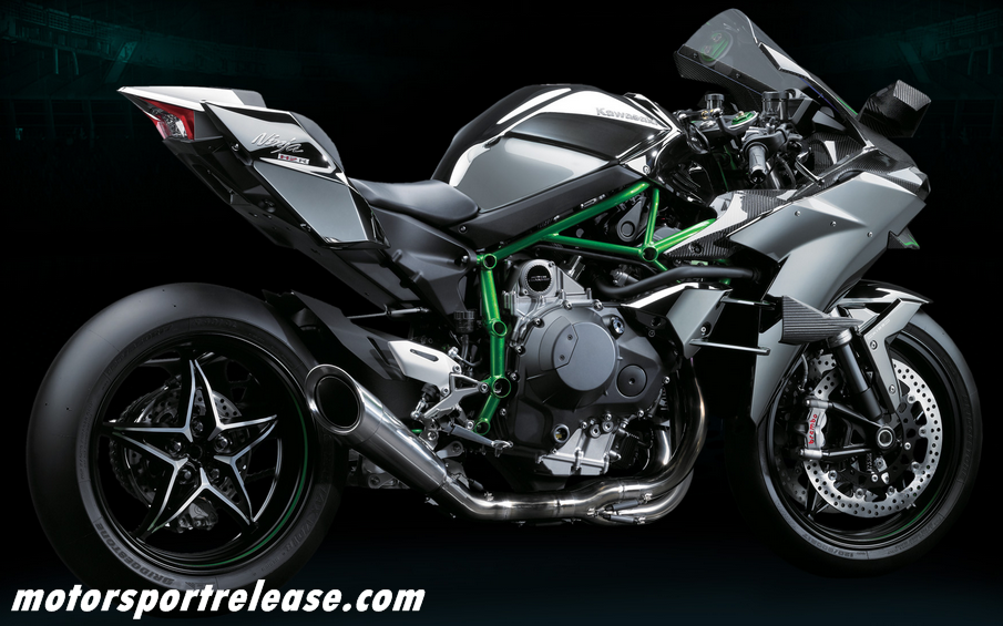 2015 kawasaki ninja h2r unveiled at intermot 2014 autos post. Black Bedroom Furniture Sets. Home Design Ideas
