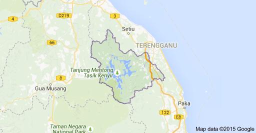 Kamus Bergerak 20 Daerah Terbesar Di Malaysia Bahagian 1
