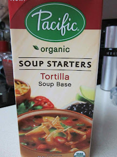 Pacific Organic Soup Starters Tortilla soup base