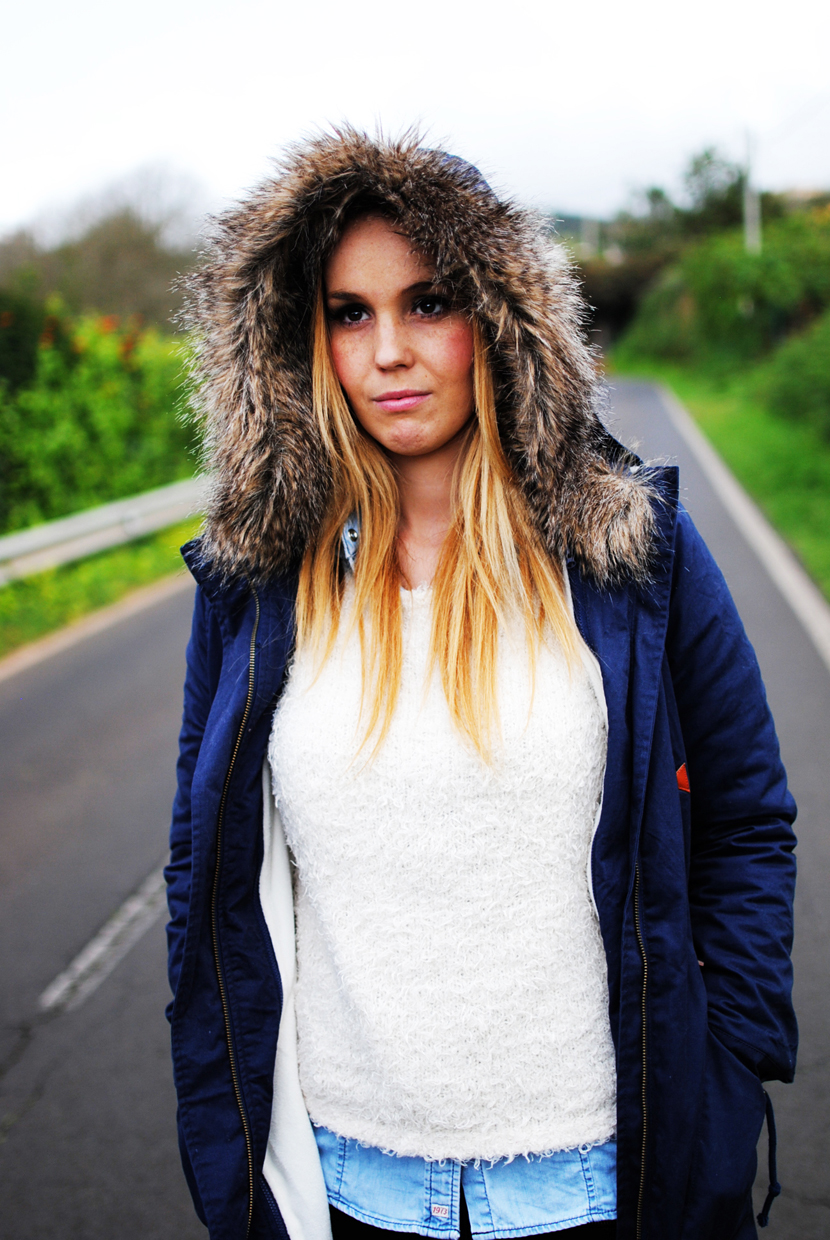 parka, nery hdez, fashion blogger tenerife, winter look