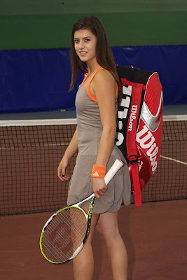 TENNIS Sorana Cirstea Hot Pics And Wallpapers
