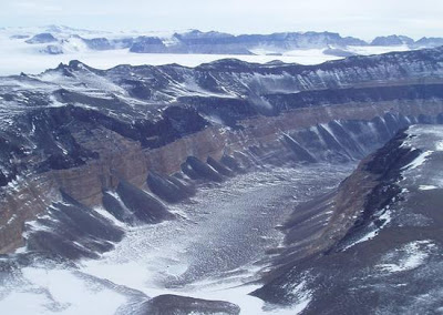 Transantarctic Mountains, Antarctica