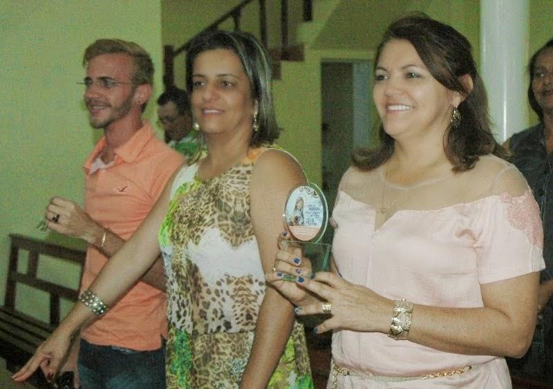 Prefeita Iris Henrique participa de abertura da Festa de Nossa Senhora das Dores em Zabelê