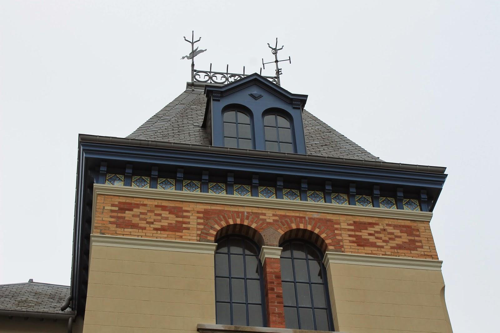 Entrevoir l 39 architecture baln aire dinard villa kerozar for L architecture