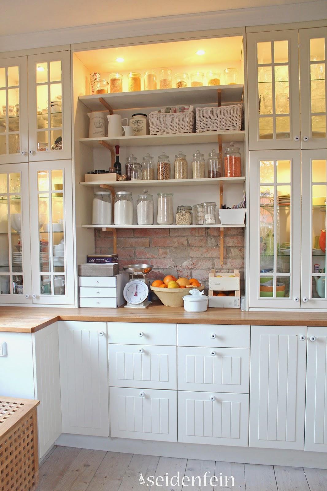 seidenfeins blog vom schönen landleben: küchen make-over * little