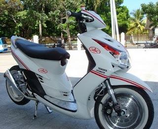 Foto Modifikasi Motor Yamaha Mio