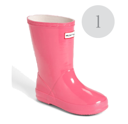Deal Spot: Baby&39s First Rain Boots - Jordan Fish