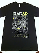 Buy your own Off the Radar T-Shirt designed and hand silk screened by Rocky Grimes :: <br>Design #1