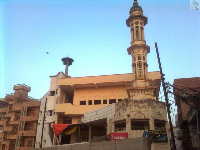 Baytul Mukarram Masjid - Varanasi - UP