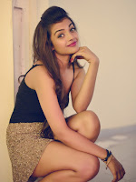Actress Ashna Zaveri sizzling portfolio photos-cover-photo