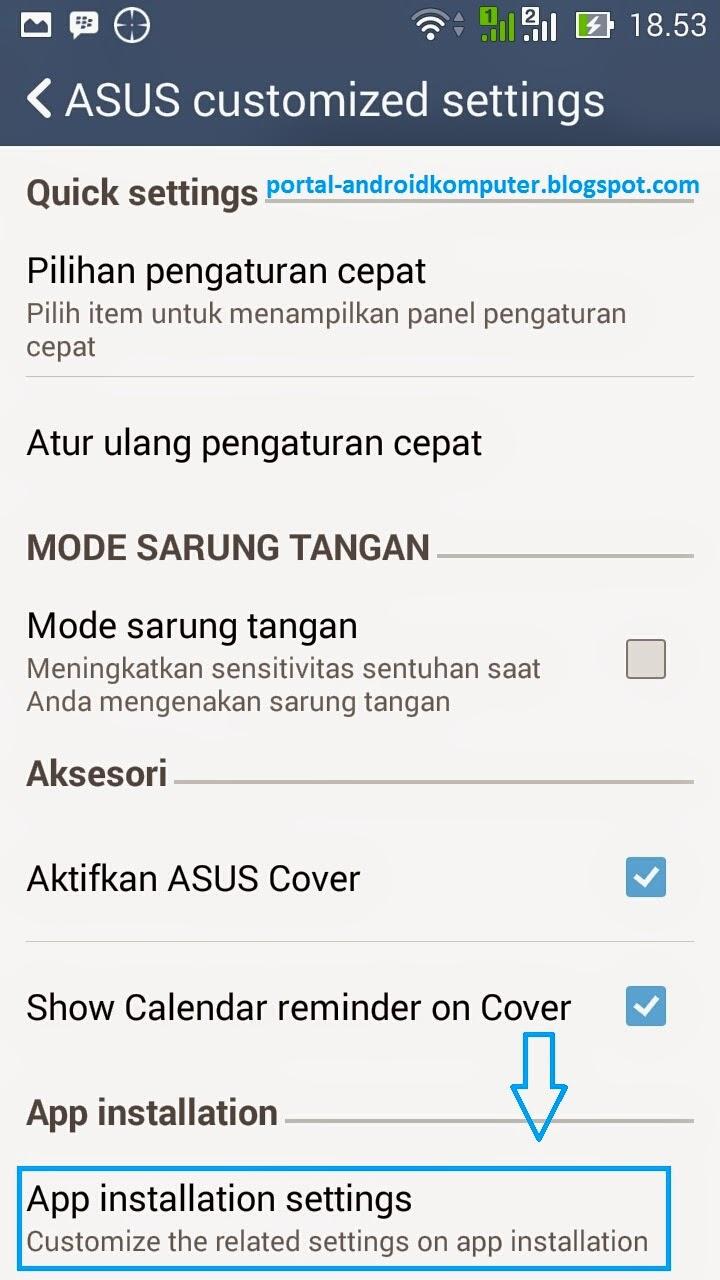 apps installation