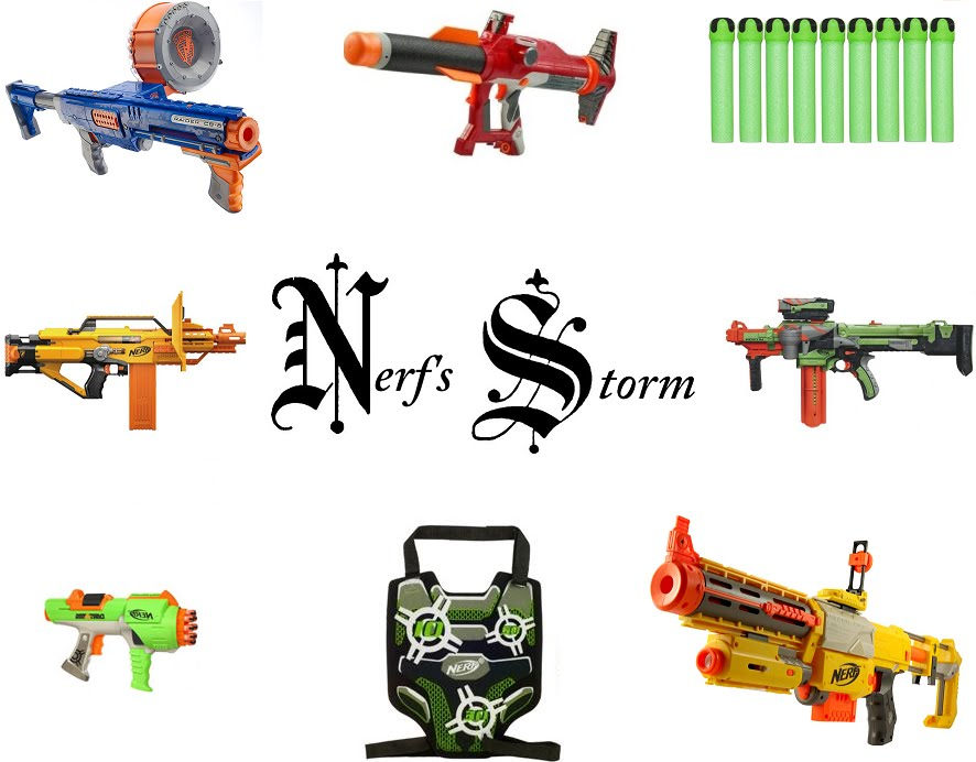 Nerf&#39;s Storm