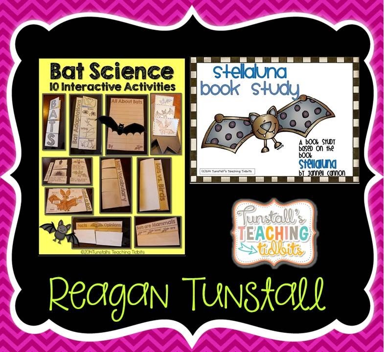 http://www.teacherspayteachers.com/Product/Bat-Science-Interactive-Activities-1482271