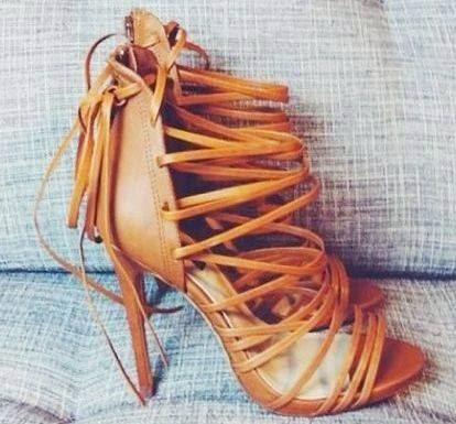 Four High Heel Designs