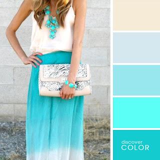 paleta colores para tu ropa