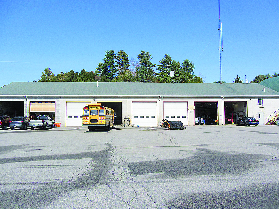 Windham Public Works Building Referendum
