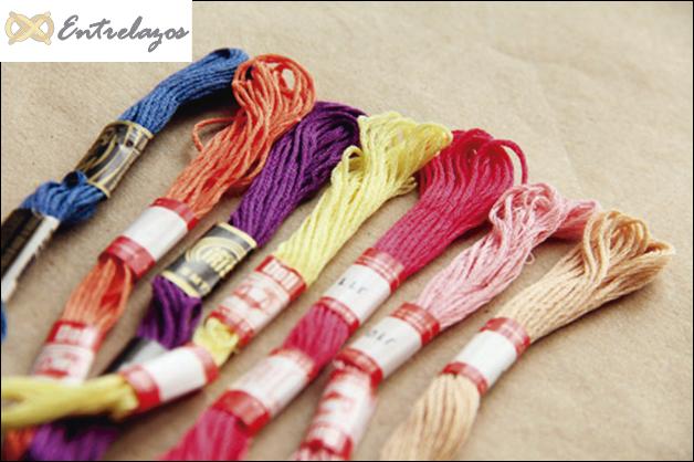 aqu te comento sobre los diferentes tipos de hilo que puedes usar para hacer pulseras