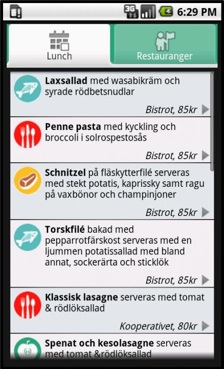 Lunch på Lindholmen